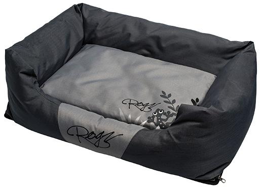 Rogz Pelíšek Spice Podz Silver Gecko 72x45x25cm