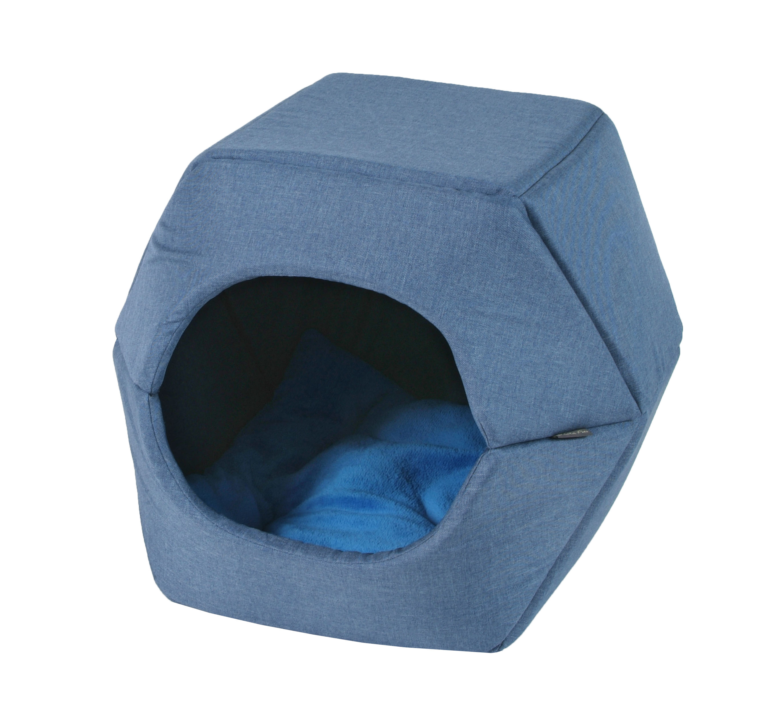 I love pets Kukaň Elegance modrá