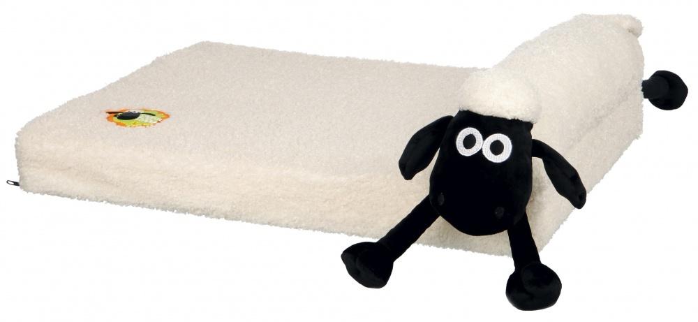 TRIXIE Sofa Ovečka Shaun krémové 60 × 40 cm