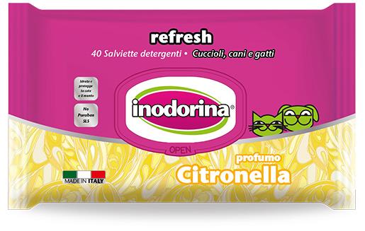 Ubrousky Inodorina Citrus 40ks