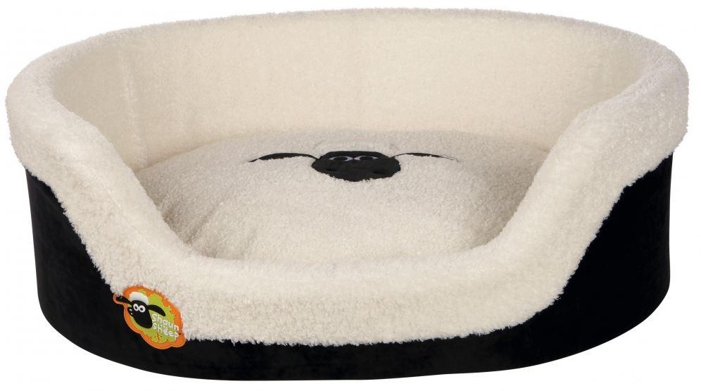 TRIXIE Pelech pro psy Ovečka Shaun black/cream 100 × 75 cm
