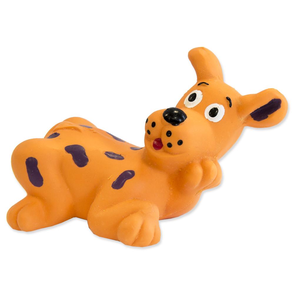 Hračka Dog Fantasy Latex Zvířátka se zvukem mix 8-10cm