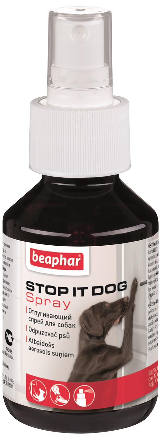 Odpuzovač psů interiér ve spreji Beaphar Stop it 100ml