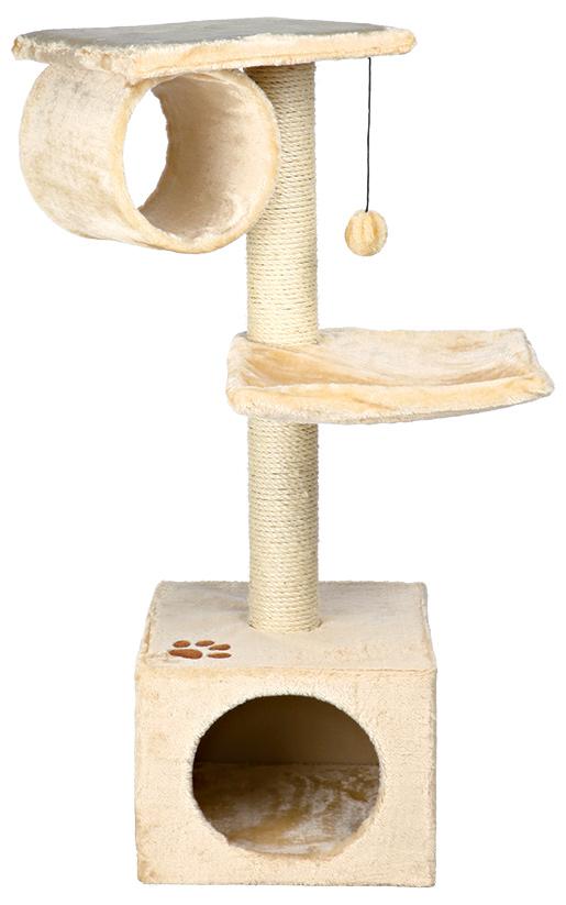 Škrabadlo pro kočky Trixie San Fernando 106cm béžová