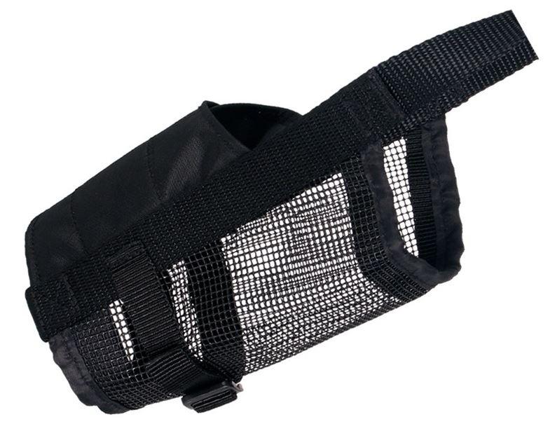 Náhubek pro psy Trixie černý XL