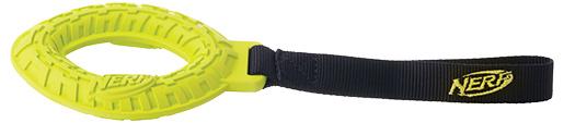 Hračka NERF gumové přetahovadlo s nylonovou rukojetí 27cm