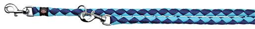 Vodítko TRIXIE Cavo nastavitelné modro-tyrkysové S-M