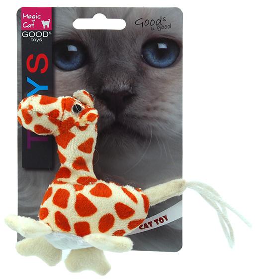 Hračka Magic Cat zvíře se skvrnami džungle 12,5cm