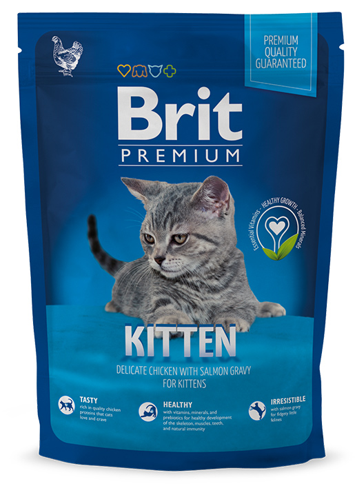 BRIT Premium Kitten 800g