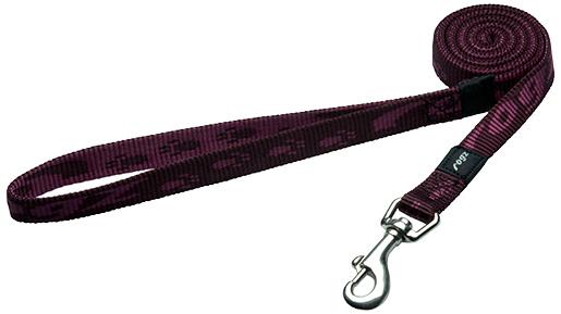 Vodítko ROGZ Alpinist Matterhorn fialové M