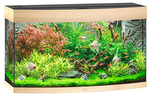 Juwel Akvárium set Vision LED 180 92x55x41cm sv.hnědé 180l