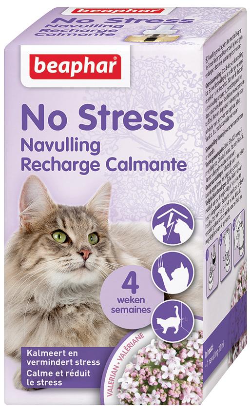 Beaphar Náplň náhradní No Stress Kočka 30ml