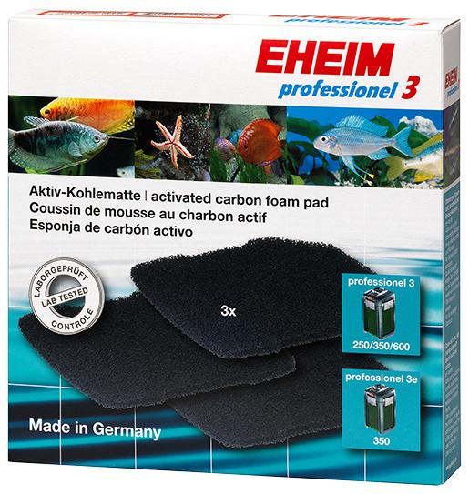 Náplň EHEIM molitan uhlíkový Professionel 4+ 350 3ks