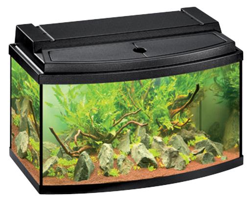 Akvárium set EHEIM Aquabay T8 černý 58l, 60*30/35*39
