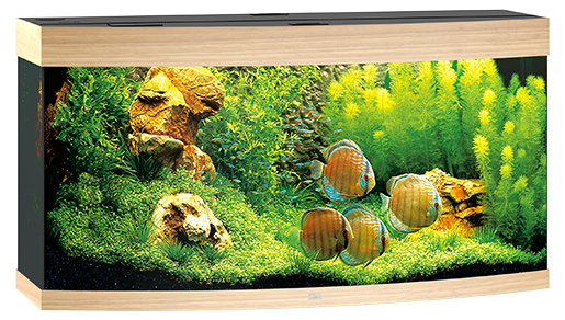 Juwel Akvárium set Vision LED 260 sv.hnědé 121*46*64cm,260l