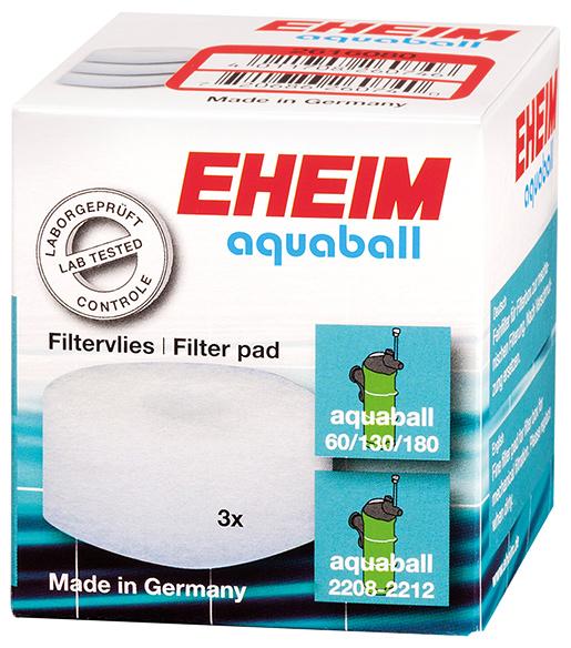 Náplň EHEIM vata filtrační Aquaball 60/130/180 3ks