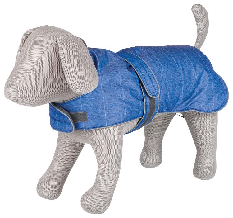 Kabát Trixie Belfort Winter Coat L 55cm, modrý