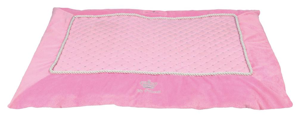 Polštář TRIXIE My Princess růžový 70 cm