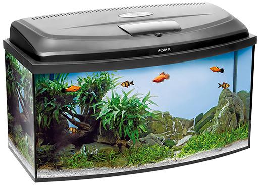 AQUAEL Akvárium CLASSIC LED 82x39,5x52cm, 112l