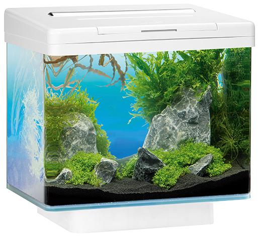 Akvárium set JUWEL Vio 40 bílé