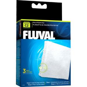 Náplň molitan polyester FLUVAL C2 3ks