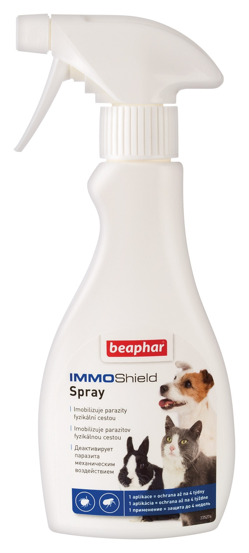 Beaphar IMMO Shield Spray 250ml