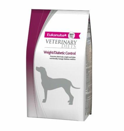 Eukanuba VD Weight/Diabetic Control Dog 1kg