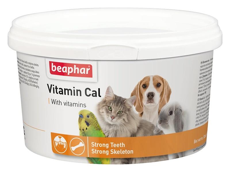 Doplněk stravy Beaphar Vitamin Cal 250g