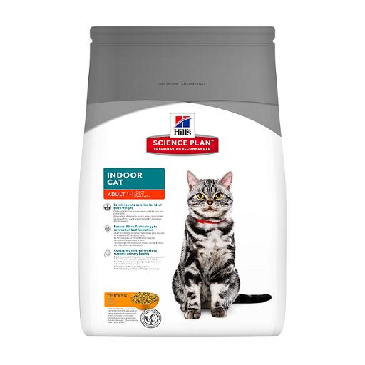 Hill's HILL`S Science Plan Feline Adult Indoor Cat 4kg