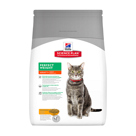 Hill's HILL`S Science Plan Feline Adult Perfect Weight 3kg