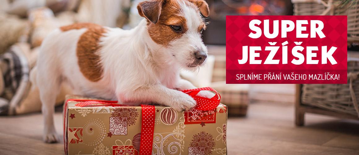 SUPER JEŽÍŠEK Plní vaše vánoční přání