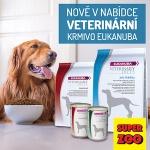 Veterinární diety Eukanuba v SUPER ZOO!