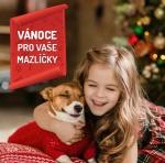 Vánoce jsou za dveřmi. Jaký dárek máte pro vaše zvířátko?