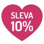 Jejich láska je opravdová. Valentýnská sleva 10% na celý nákup!