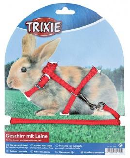 Postroj pro králíky
