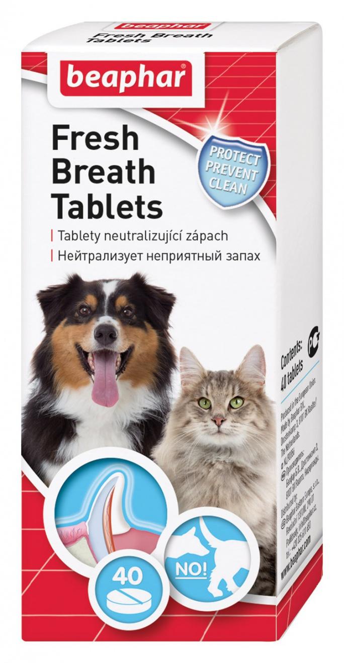 Dentální péče Beaphar pro psy a kočky