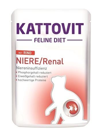 Kapsičky pro kočky Kattovit