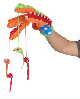Aktivní hračka pro fretky a jejich páníčky