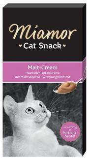 Krém s maltózou pro kočky