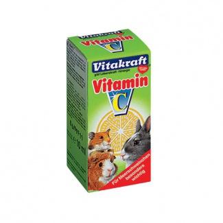 Vitamin C pro hlodavce