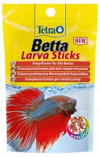 Krmivo pro tropické ryby rodu betta a jiné labyrintky